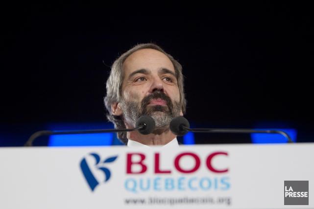 Le Bloc doit remplacer l'ancien chef Daniel Paillé,... (PHOTO ROBERT SKINNER, ARCHIVES LA PRESSE)
