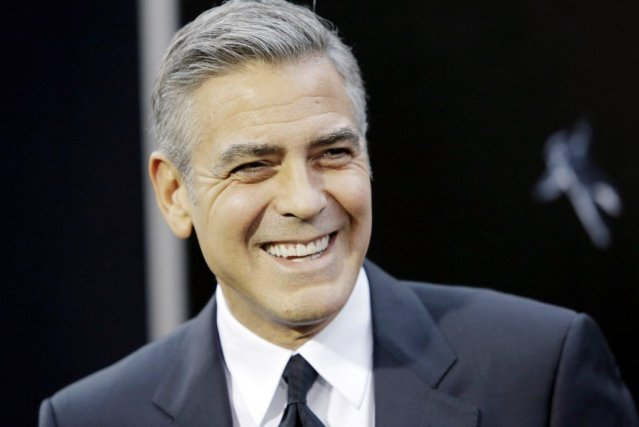 George Clooney... (PHOTO REUTERS)