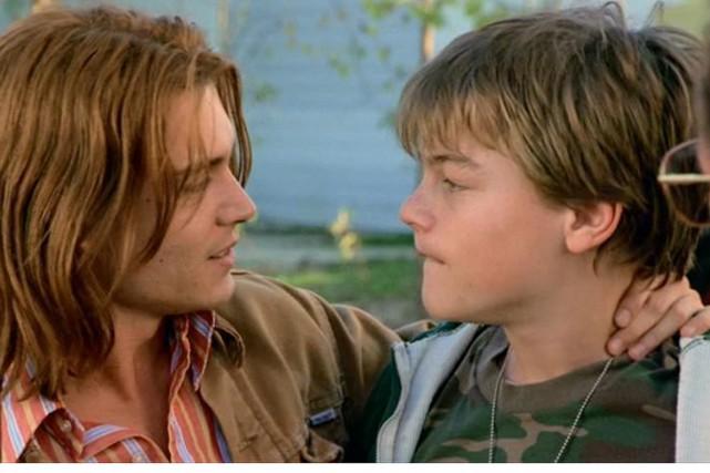 Johnny Depp et Leonardo DiCaprio dansWhat's Eating Gilbert... (PHOTO GOOGLE IMAGES)