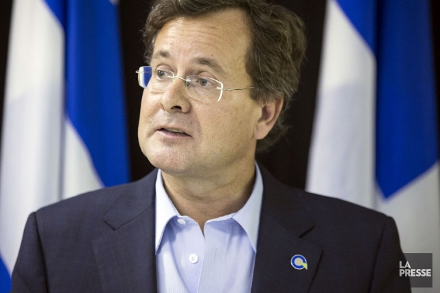 Bertrand St-Arnaud... (Photothèque La Presse)