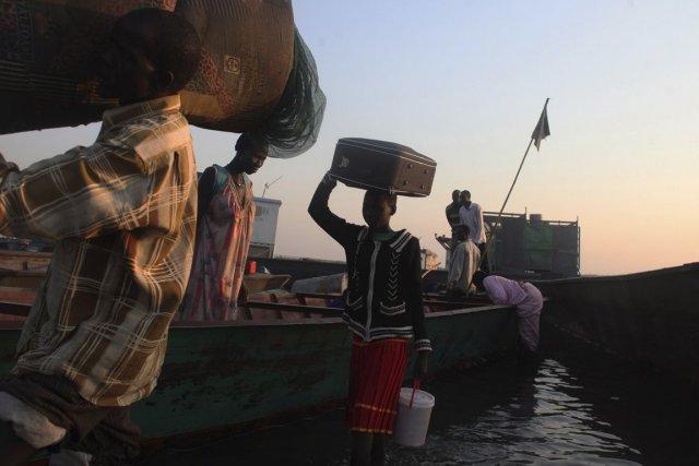 Les combats qui sévissent au Soudan du Sud... (PHOTO ANDREAA CAMPENAU, REUTERS)