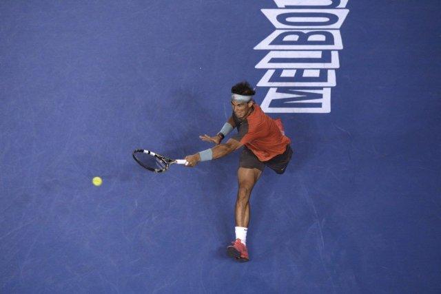 Rafael Nadal... (PHOTO GREG WOOD, AFP)
