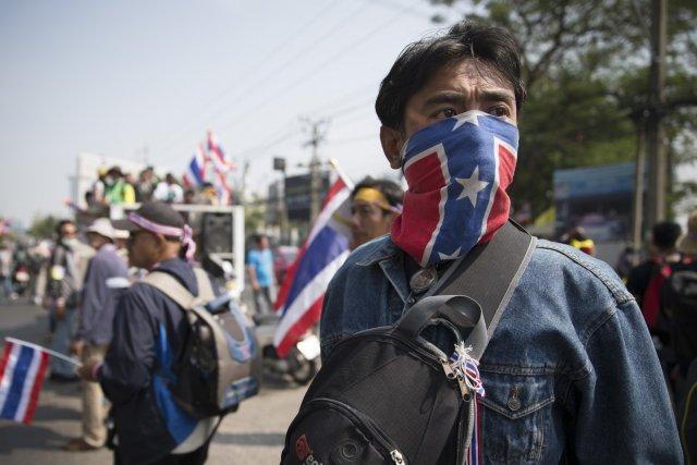 Le dernier incident grave avait eu lieu vendredi,... (Photo John Minchillo, AP)