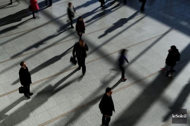 Le marché de l'emploi continue de bien se... (Photothèque Le Soleil)