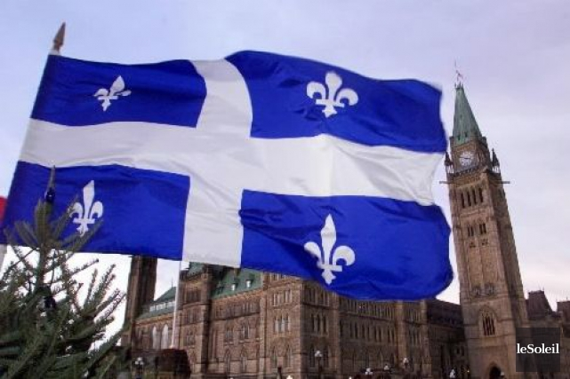 L'auteur estconvaincu que faire du Québec un pays... (Photothèque Le Soleil)