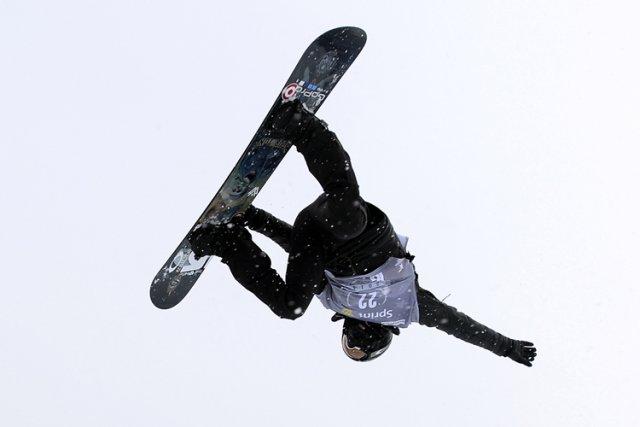 Shaun White est prêt pour une autre aventure olympique. (Photo: Reuters)