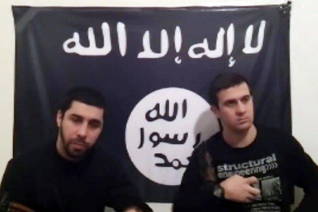 Diffusée par le site djihadiste vdagestan.com, cette vidéo... (IMAGE AFP/VDAGESTAN.COM)