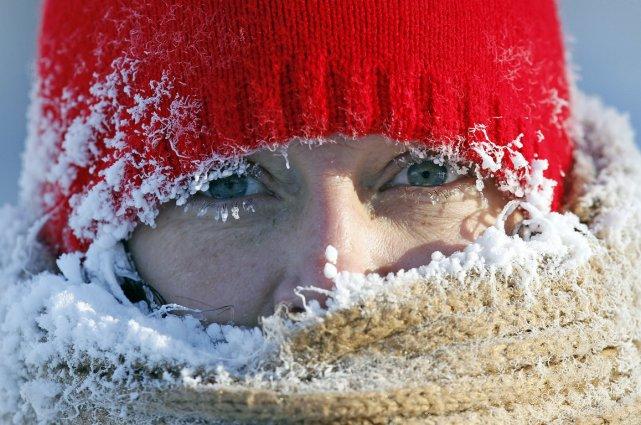 Le froid sera de retour dans les prochains... (Photo archives Reuters)