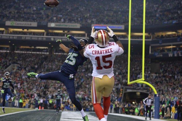 Le demi de coin des Seahawks de Seattle... (Photo Kyle Terada, USA Today)