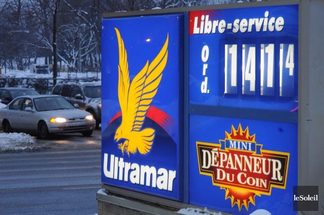 La baisse de la valeur dudollarcanadien est en... (PHOTO ÉRICK LABBÉ, ARCHIVES LE SOLEIL)