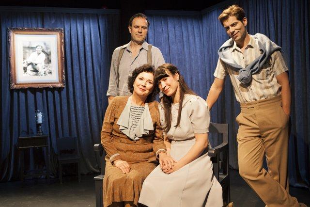Chef-d'oeuvre, La Ménagerie de verre a révolutionné le théâtre américain. Pour... (Photo: fournie par le Théâtre Prospero)