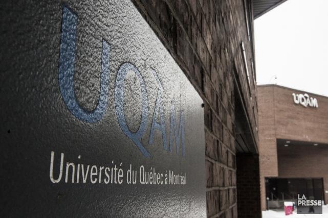 La Faculté des sciences de l'éducation de l'UQAM et le Collège... (PHOTO OLIVIER PONTBRIAND, LA PRESSE)