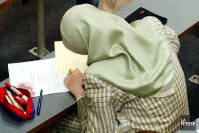 Une série d'incidents contre des femmes de confession musulmane à Ottawa a... (Photo tirée d'Internet)