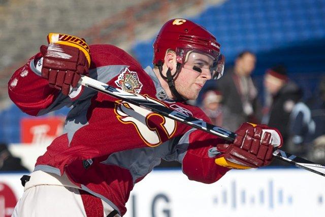 Matt Stajan... (Photo: PC)