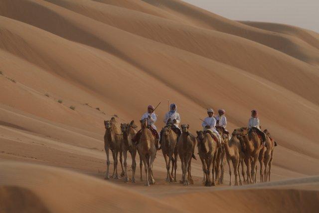 L'Arabie, terre d'éternité... (Photo: fournie par ICI Explora)