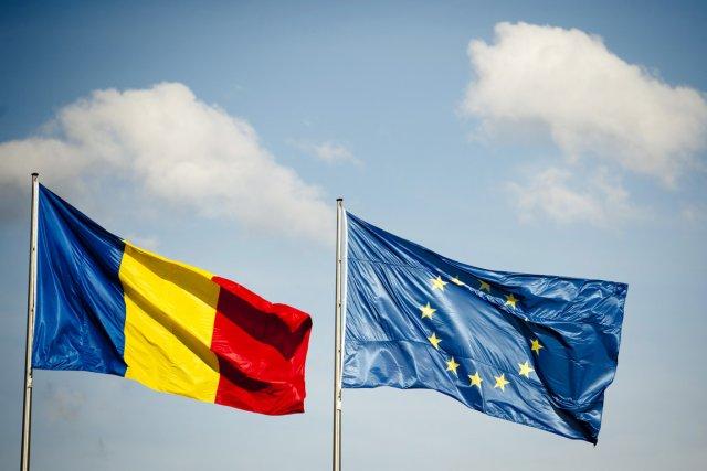 «Le 1er janvier, 29 millions de Roumains et... (PHOTO ODD ANDERSEN, AFP)