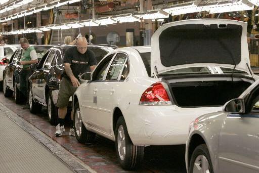 L'ISM manufacturier s'est établi à 51,3%, marquant une... (Photo archives Reuters)