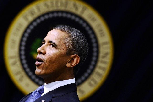 Le président Barack Obama.... (PHOTO JEWEL SAMAD, AFP)