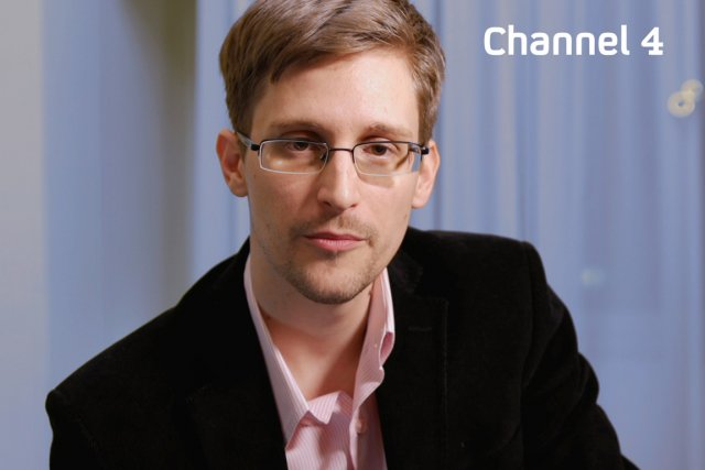 L'ex-conseiller de la NSA Edward Snowden.... (PHOTO AFP/CHANNEL 4)