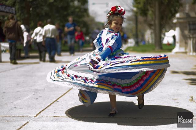 Denver compte une grande communauté mexicaine. Chaque année... (Photo David Boily, La Presse)
