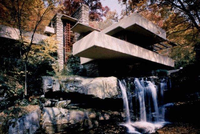Frank Lloyd Wright (1867-1959) est l'architecte de plusieurs... (Photo Archives PC)