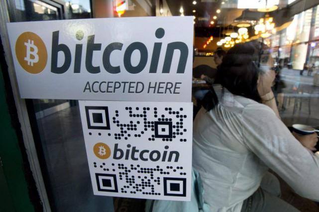 Les transactions en bitcoins seront effectuées à travers... (Archives La Presse Canadienne)