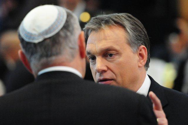 Depuis son arrivée au pouvoir en 2010, Viktor... (Photo Attila Kisbendek, AFP)