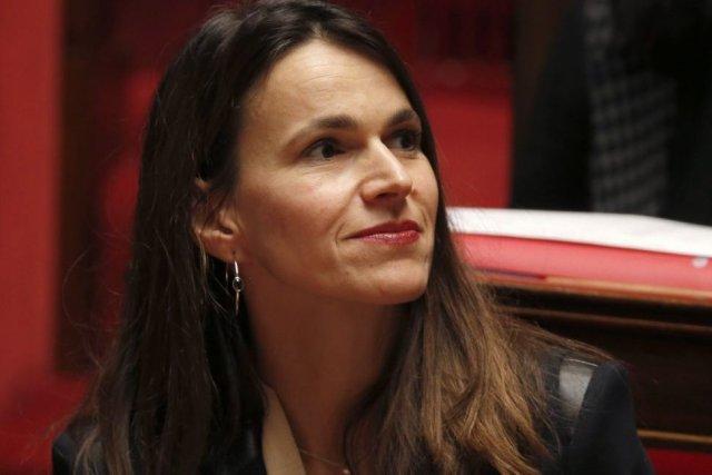 Aurélie Filippetti, ministre française de la Culture.... (Photo: Reuters)