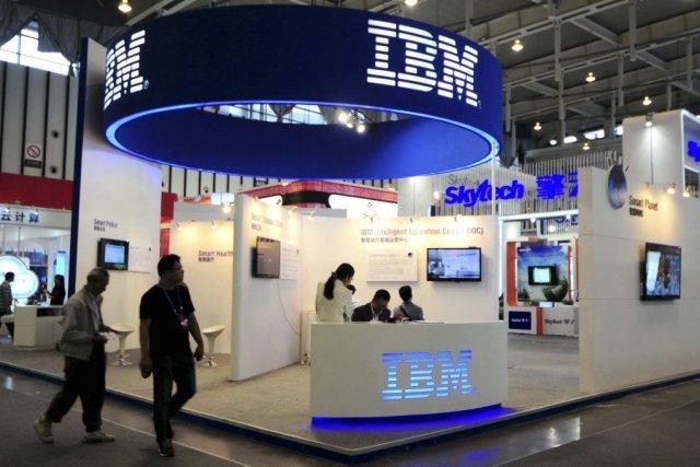 La direction du groupe informatique américain IBM a annoncé mardi qu'elle... (PHOTO CHINA DAILY, REUTERS)