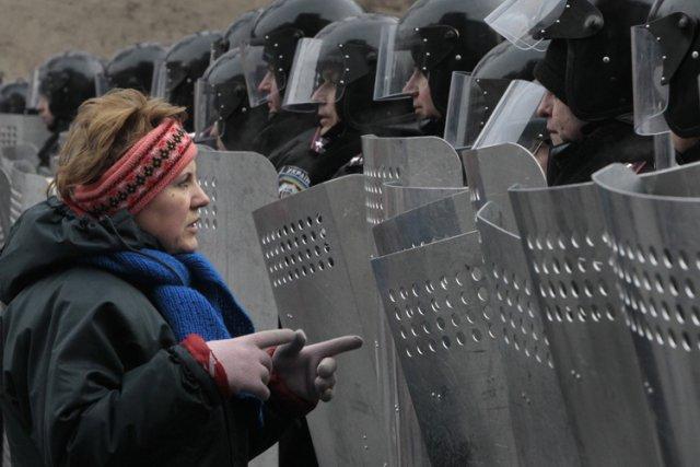 Au total, 50 militants ont été interpellés dont... (Photo: AP)