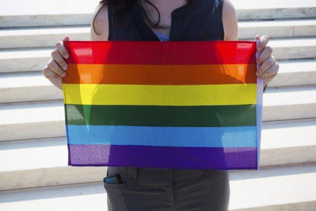 Six couples homosexuels ont porté plainte mardi contre la Floride dans l'espoir... (Photo: AP)