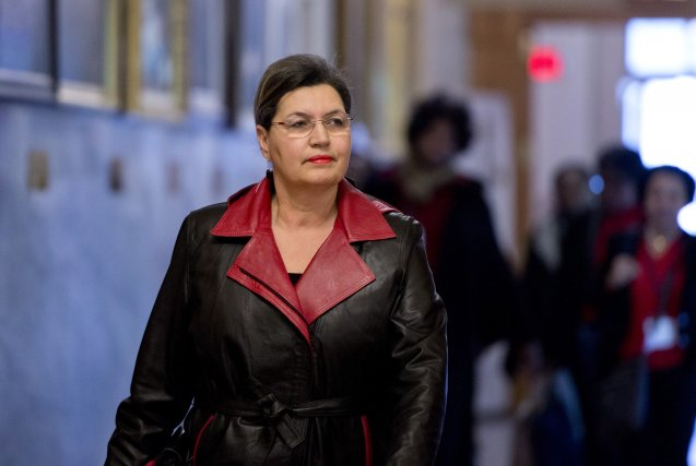 Fatima Houda-Pepin, qui a récemment quitté le caucus... (Photo Jacques Boissinot, La Presse Canadienne)