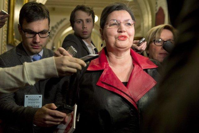 Fatima Houda-Pepin... (Photo archives La Presse Canadienne)
