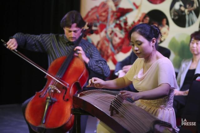 Le violoncelliste Vincent Bélanger fera partie d'un grand... (Photo: Martin Chamberland, La Presse)