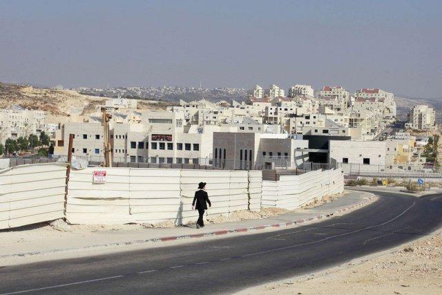 L'administration militaire israélienne a publié mercredi sur le... (PHOTO BAZ RATNER, ARCHIVES REUTERS)