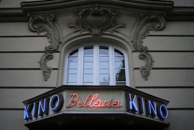 Le Bellaria Kino... (Photo: AFP)
