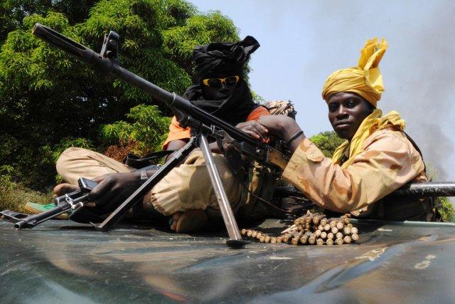 «Actuellement, dans le pays, les «anti-balaka» sont partout,... (PHOTO SIA KAMBOU, ARCHIVES AFP)