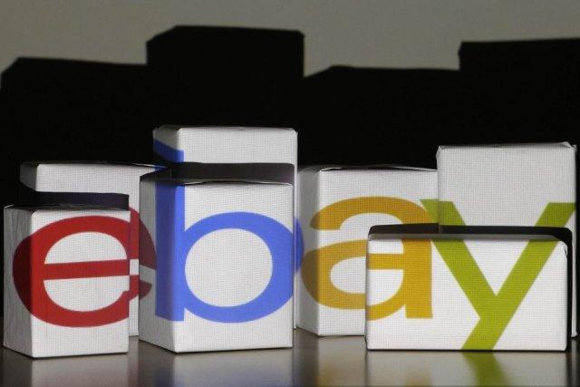 Le bénéfice net de eBaya atteint 850 millions... (PHOTO KACPER PEMPEL, REUTERS)