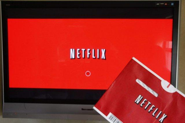 Netflix a dégagé un bénéfice net de 48... (Photo Wilfredo Lee, AP)