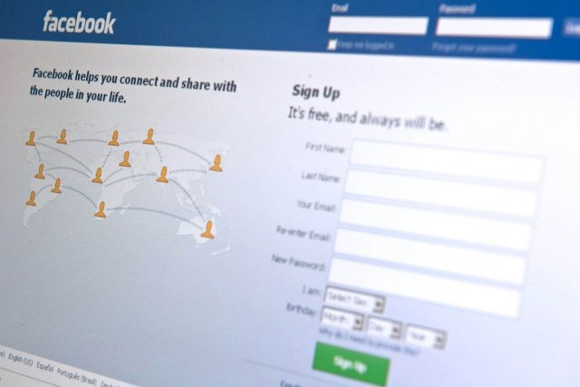Selon les auteurs de l'étude,le réseau social le... (PHOTO AGENCE FRANCE PRESSE)