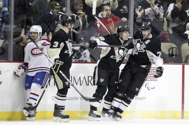 Relisez le clavardage du match entre le Canadien et les Penguins de Pittsburgh... (Photo: Reuters)