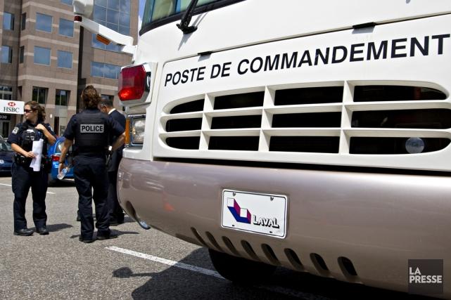 Aux prises avec des problèmes budgétaires récurrents, les corps de police de la... (Photo François Roy, archives La Presse)