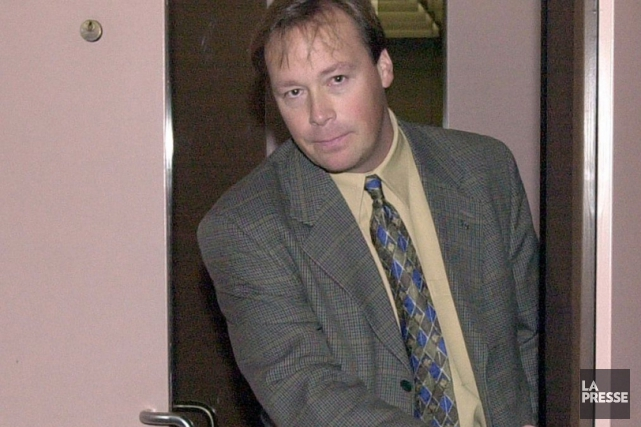 Benoît Roberge en 2000.... (PHOTO ARMAND TROTTIER, ARCHIVES LA PRESSE)