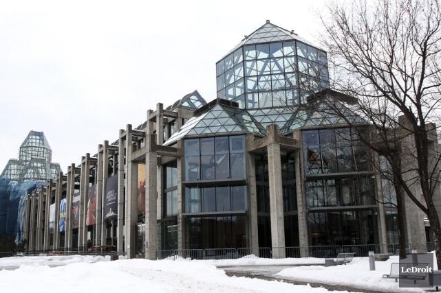 Musée des Beaux-Arts du Canada... (Photo Étienne Ranger, Le Droit)