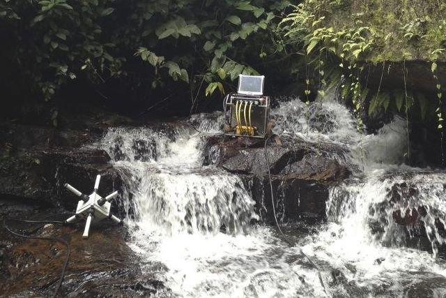 La sondeARMITd'Abitibi Géophysique permet de détecter des filons... (PHOTO ABITIBI GÉOPHYSIQUE)