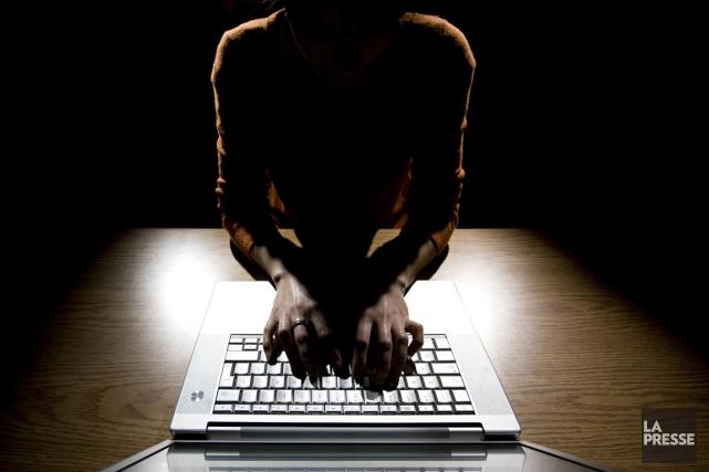 Le nombre de contenus illégaux sur Internet esten... (Photo Archives La Presse)