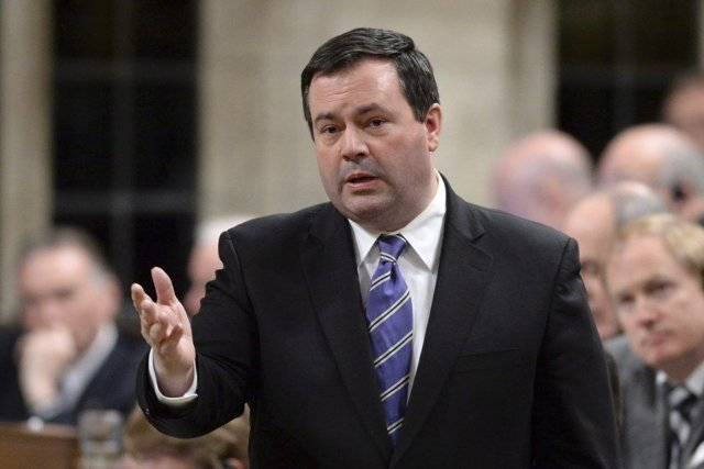Jason Kenney a affirmé à la Chambre de... (Photo Sean Kilpatrick, Archives PC)