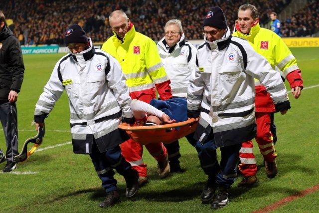 L'attaquant colombien de l'AS Monaco Radamel Falcao a... (Photo Philippe Merle, AFP)