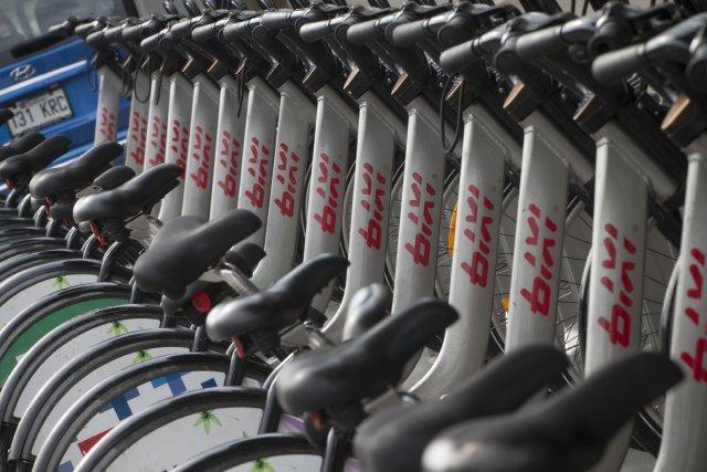 L'entreprise Cycles Devinci, de Chicoutimi, figure sur la... ((Archives))