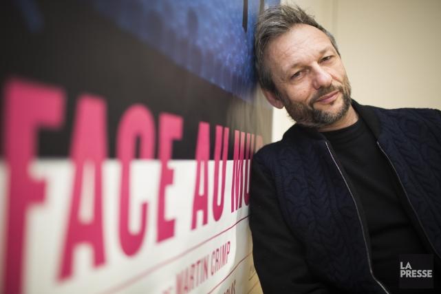 Le metteur en scène Hubert Colas, de retour... (Photo: Olivier Pontbriand, archives La Presse)